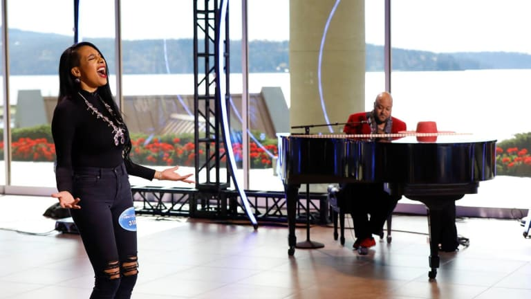 Two Lumbees audition for season 2 of 'American Idol'