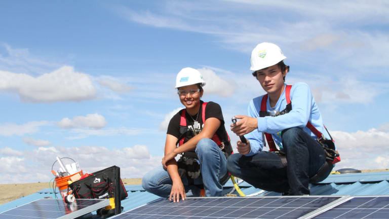 Tribal Solar Accelerator Fund accepting grant applications for 2019-2020 projects