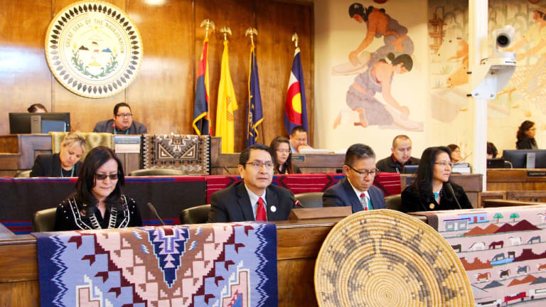Navajo Nation commends the passage of Indigenous Peoples' Day in the State of New Mexico