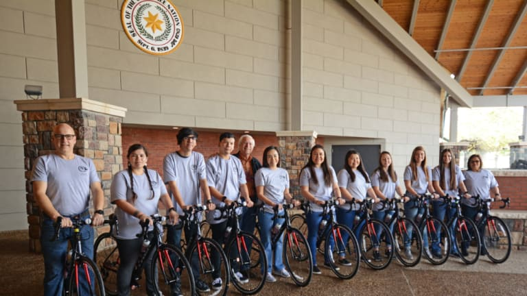 Cherokee Nation announces 2019 Remember the Removal Bike Ride participants