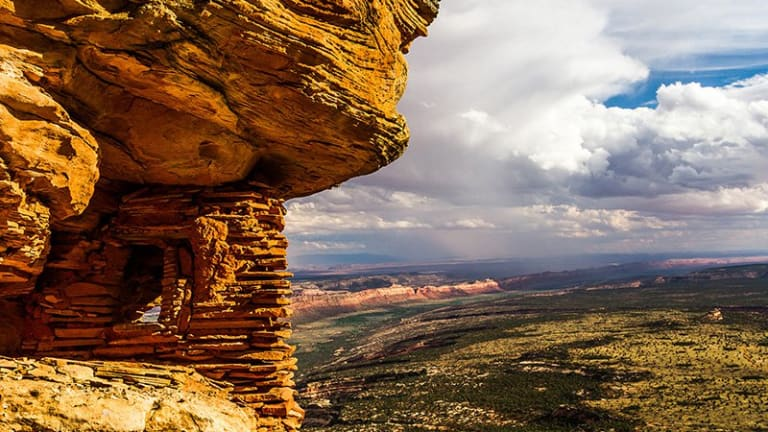 Tribal officials worry Bears Ears cuts leave sacred spaces vulnerable