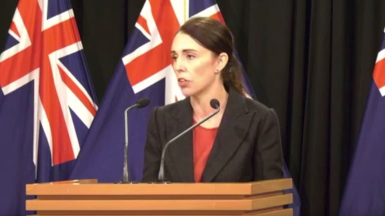 Quick reaction in New Zealand: 'Our gun laws will change'