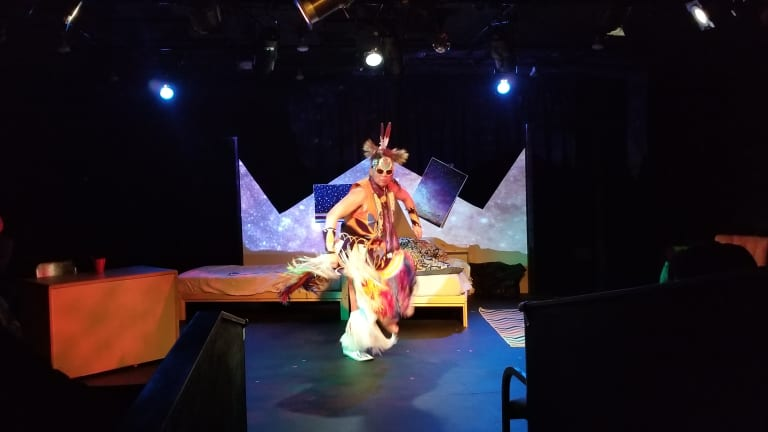 New Native Theatre opens new Lakota play during 10th Anniversary season