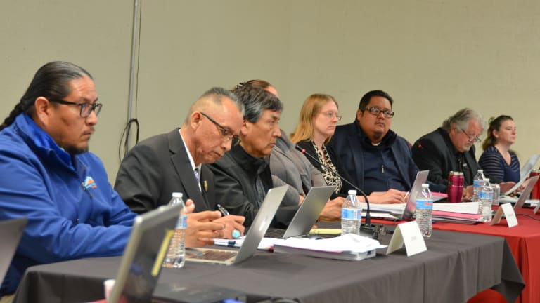 Navajo Nation Council committee votes down Navajo Generating Station, mine acquisition support legislation