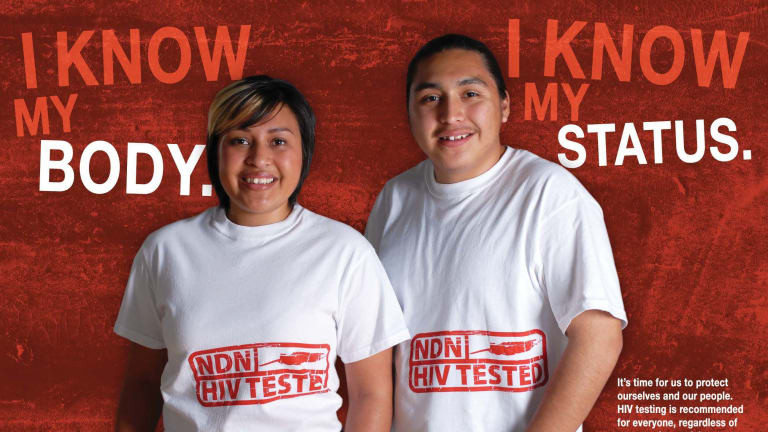 Overcoming Stigma: The treatment and prevention of HIV in Indian Country