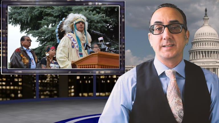 Indian Country Today video news report for March 27, 2019, with Vincent Schilling