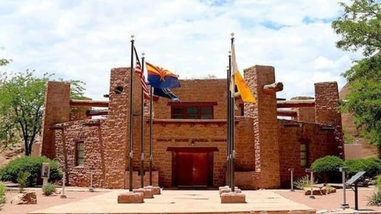 Navajo Nation CARES Fund Act veto issued by President Jonathan Nez