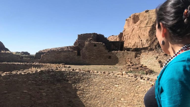 Language intended to protect the Greater Chaco region from increased oil and gas drilling removed in Senate appropriations bill
