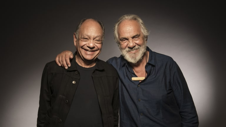 Puyallup tribe celebrates cannabis store grand opening on 4/20 with Cheech and Chong