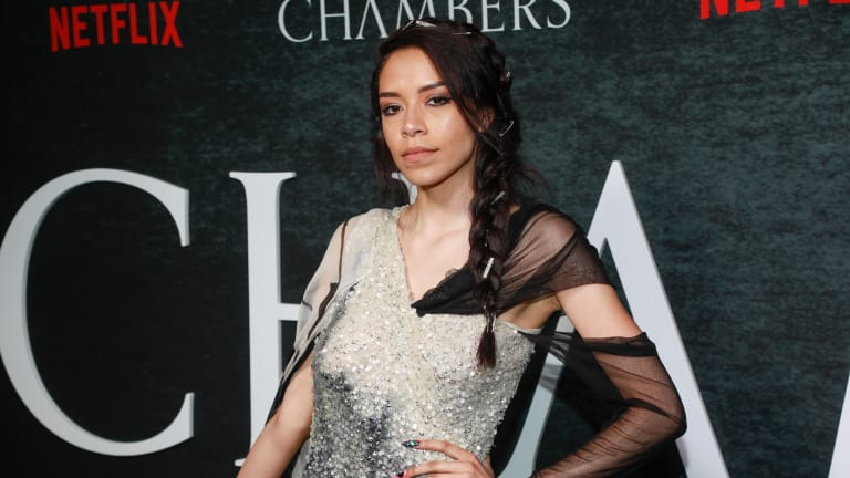 First Native actress starring in a Netflix series, Sivan Alyra Rose talks about 'Chambers'