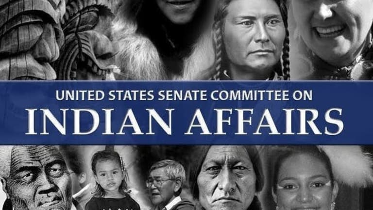 Committee on Indian Affairs to hold business meeting, oversight hearing & legislative hearing