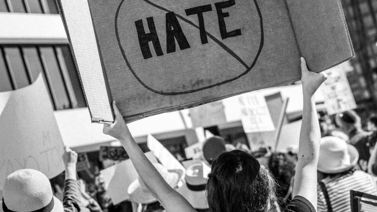 Tolerance and civility, not love, will heal our society