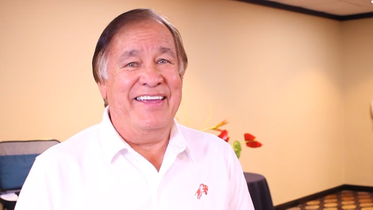 'The pursuit of a dream heals broken wings,' an interview with Lakota Olympian Billy Mills