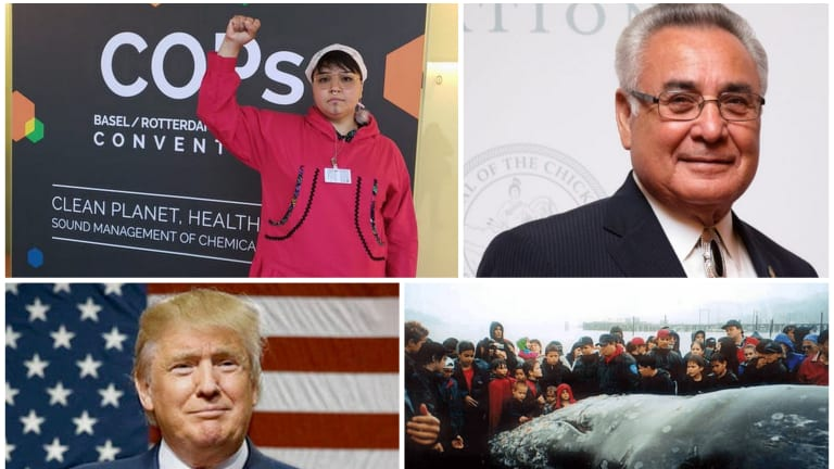 Top 10 Stories: What Indian Country read this past week as of May 11, 2019