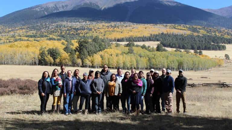 Northern Arizona University's Institute for Tribal Environmental Professionals receives $2.45 million in federal funding to help Native tribes, Alaskan villages address contamination on their lands