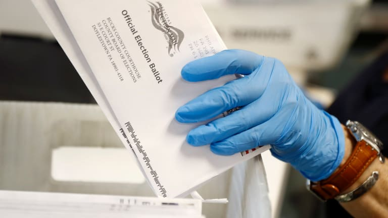 Montana allows counties to hold all-mail voting in November