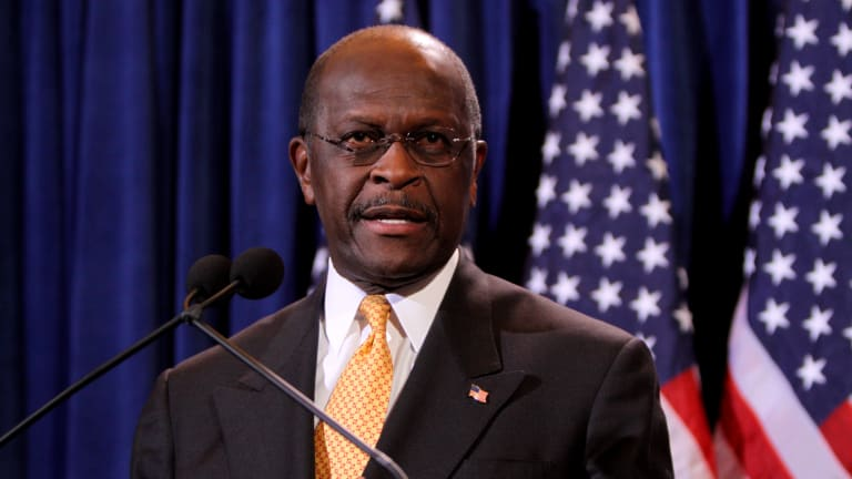 Former GOP presidential candidate Herman Cain dies at 74 from COVID-19 complications