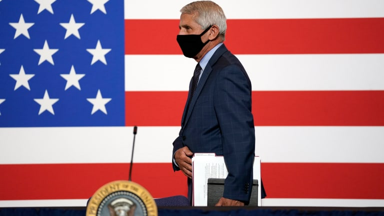 Anthony Fauci to tell House panel 'unclear' how long pandemic lasts