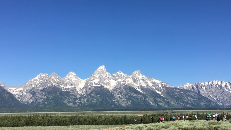 President signs $3 billion-a-year plan to boost conservation, National Parks