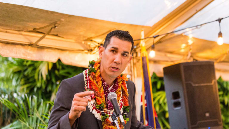 Native Hawaiian candidate a favorite for US House