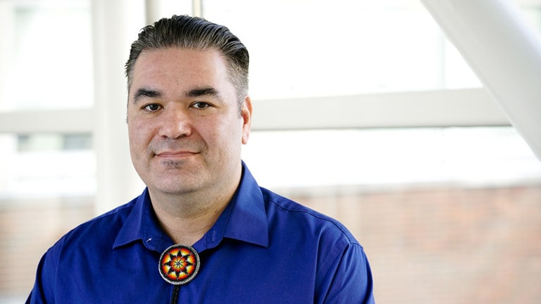 Roswell Park's Dr. Rodney Haring joins national COVID-19 Native expert panel