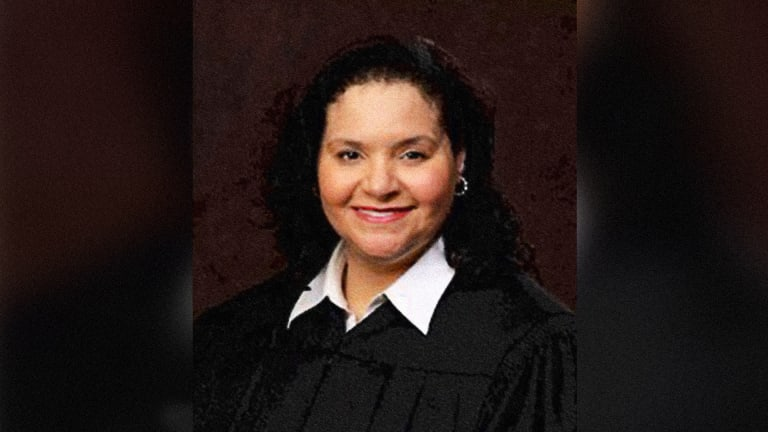 Black, Choctaw judge: Being harassed was 'one of the best learning experiences'