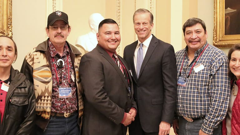 South Dakota congressional delegation urges United States Department of Agriculture to continue home loan program on tribal land