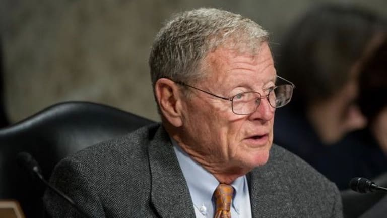 Briefs: Fears that Inhofe bill 'could irreparably undermine the sovereignty of tribal nations'