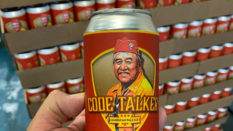 Emotions run high over new beer can