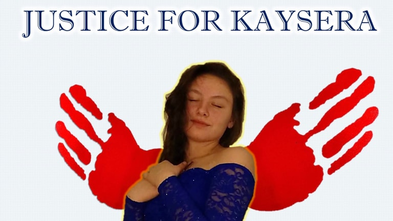 #JusticeForKaysera: Join campaign to honor and demand justice for Kaysera Stops Pretty Places