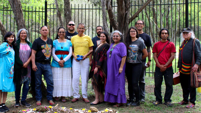 Miakan-Garza Tribe requests ancestors' remains from University of Texas at Austin
