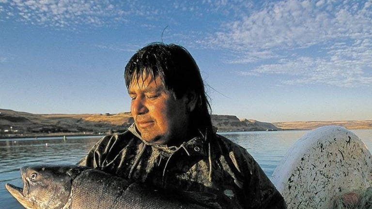 Revered leader loved passing on Yakama traditions