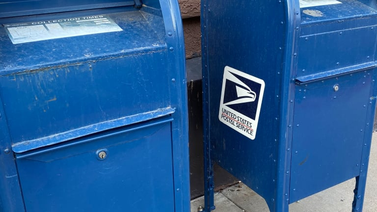 Post office bill is a 'political statement' that divides Democrats and Republicans