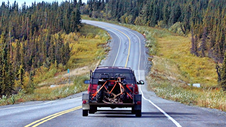 Alaska Natives protest state lawsuit on subsistence hunting