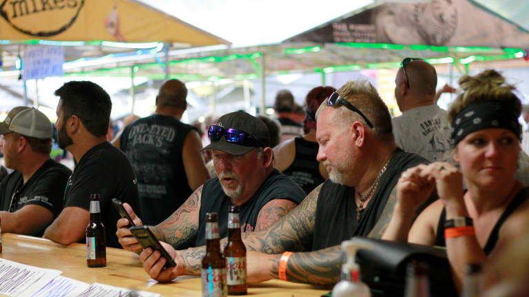 Sturgis Rally revs up COVID-19 infections