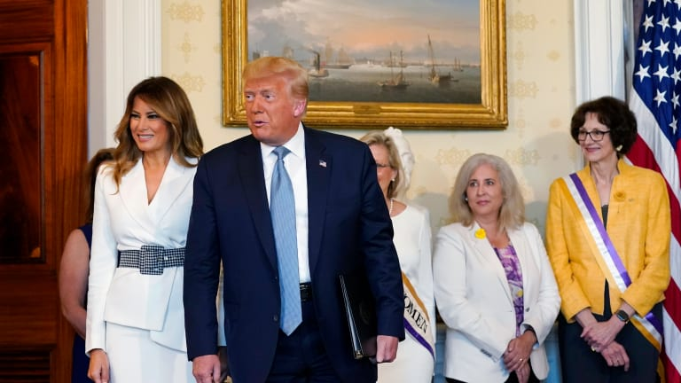 Day 2 at RNC: A first lady, a pardon, Pompeo