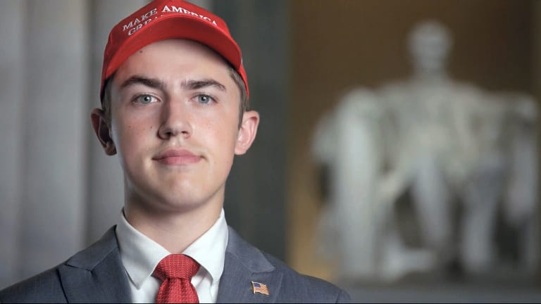 Mitch McConnell campaign hires student from DC encounter