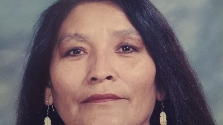 Navajo woman was the 'most loving person'