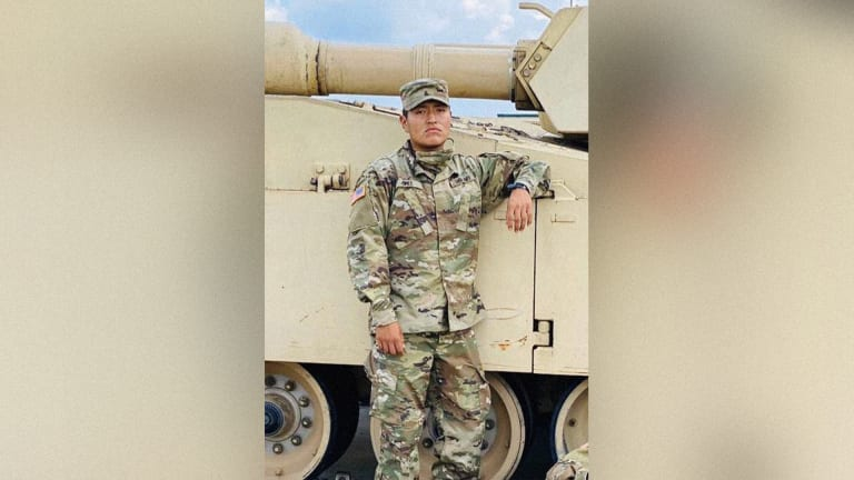 Army: Foul play not suspected in Diné soldier's death