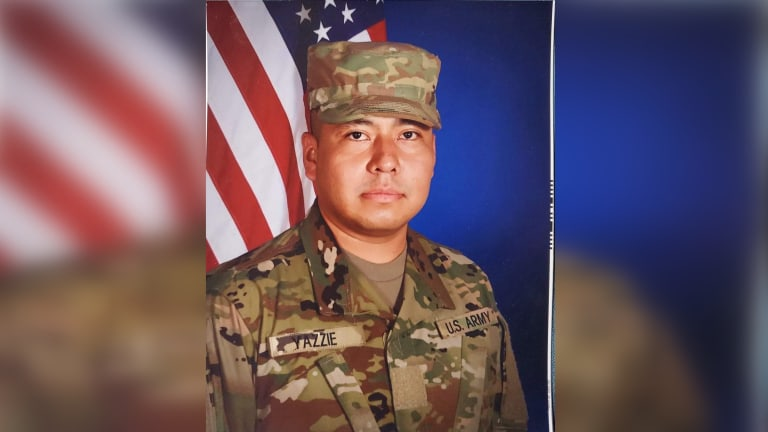 Tribe: Soldier was 2nd Navajo citizen to die at base this year