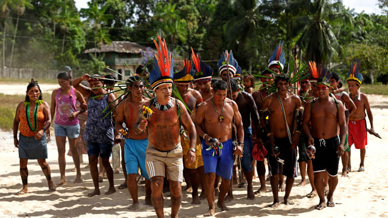 Indigenous community in Brazil celebrates 6 months without COVID-19
