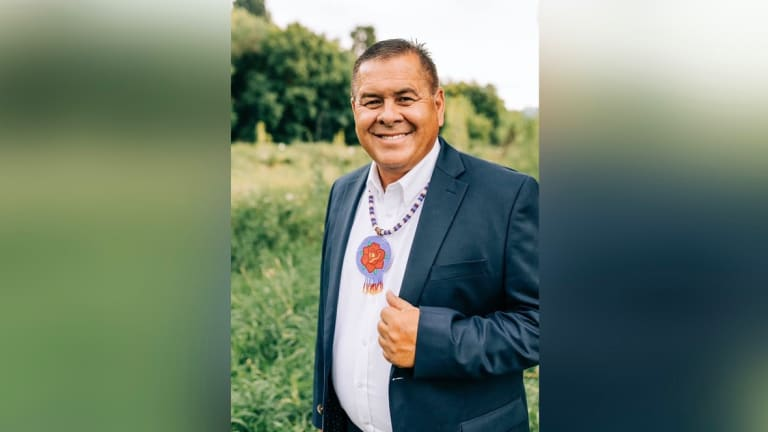 Shoshone leader competes for Utah US House seat