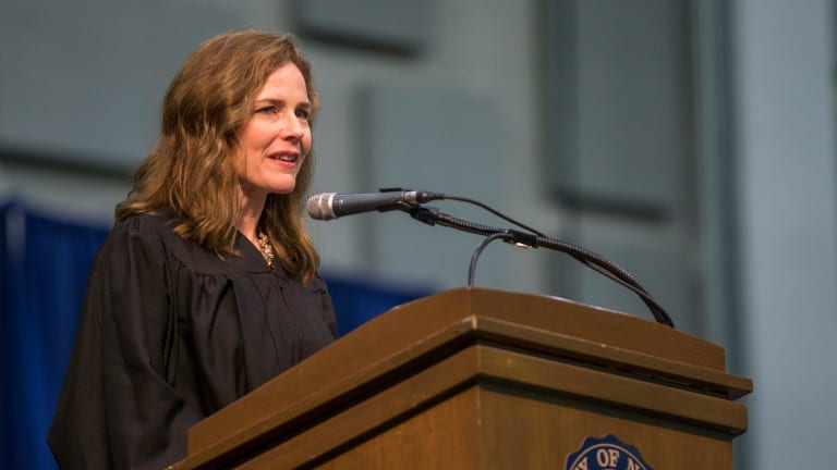 Amy Coney Barrett and the fate of Native adoption law