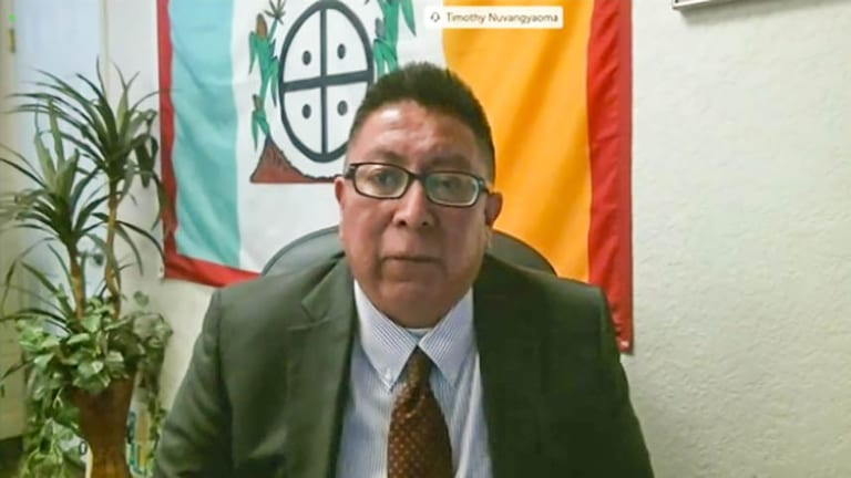 Hopi leader urges lawmakers to renew diabetes program