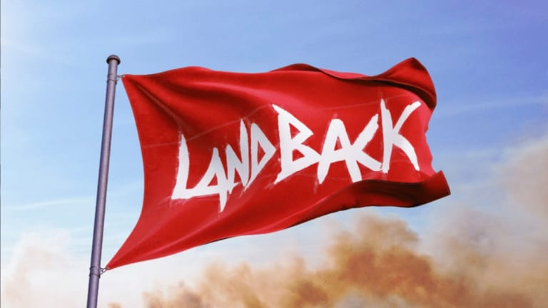 NDN Collective LANDBACK Campaign launching on Indigenous Peoples' Day 2020