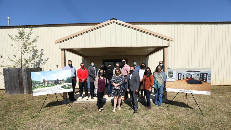Cherokee Nation unveils renderings for new victim services office