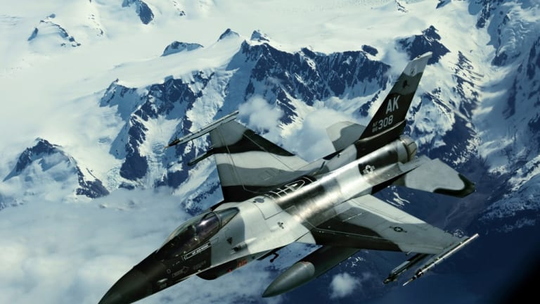 Climate change stokes military challenges in Alaska