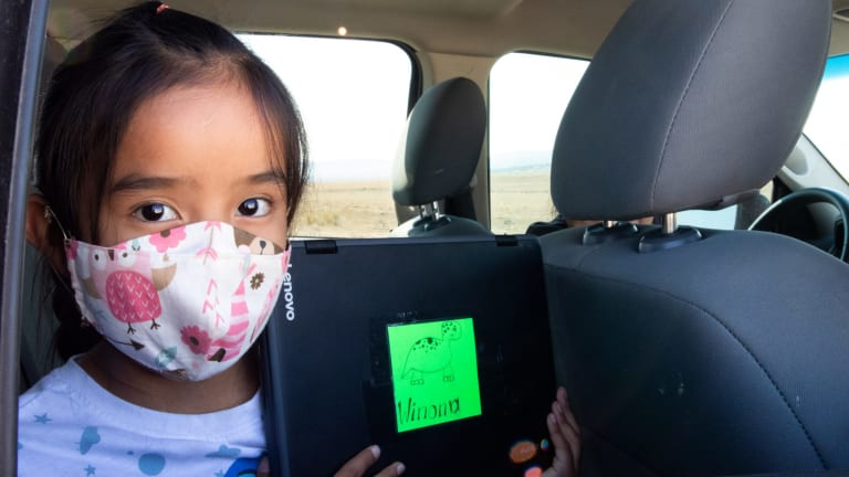 New Mexico must give at-home students fast internet