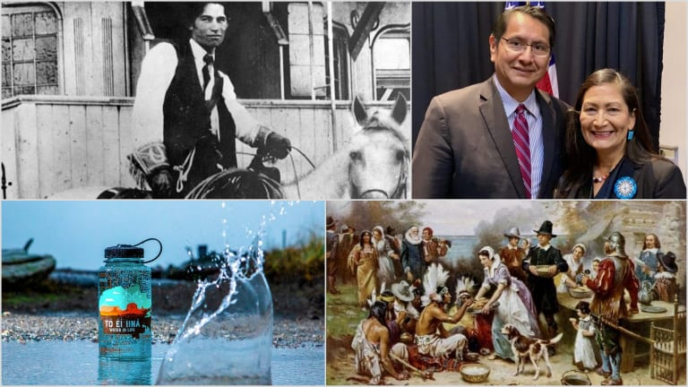 Top 10 Stories: What Indian Country read this past week as of November 28, 2020