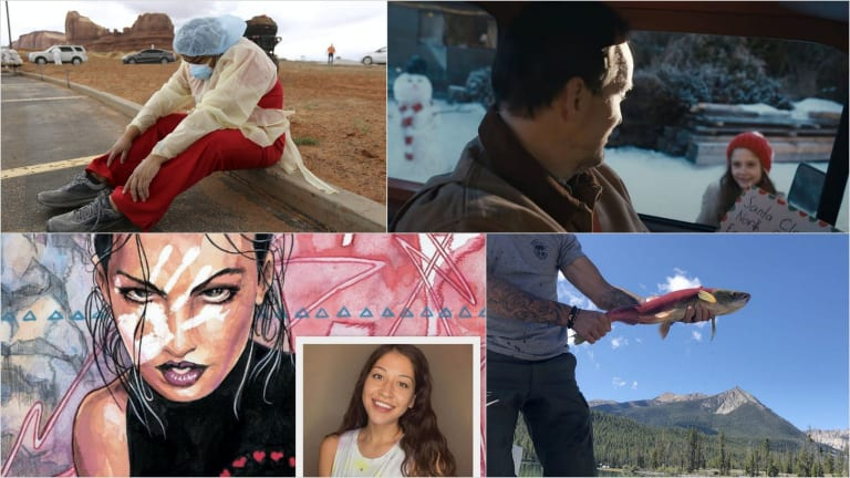 Top 10 Stories: What Indian Country read this past week as of December 12, 2020